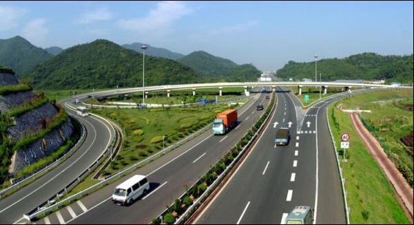 成都第二绕城高速公路东段项目